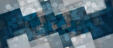Concetto per l'affare corporativo & lo sviluppo di nuova tecnologia illustrazione di stock