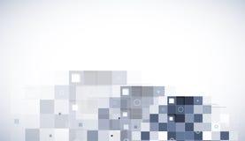 Concetto per l'affare corporativo & lo sviluppo di nuova tecnologia Immagine Stock
