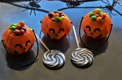 Concetto per la celebrazione di Halloween Fotografia Stock