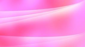 concetto rosa del fondo dell'onda bello royalty illustrazione gratis
