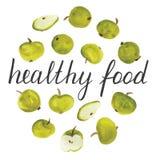Concetto sano dell'alimento Fotografie Stock