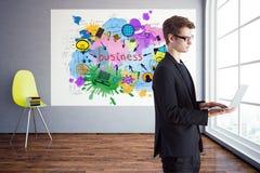 Concetto Startup Immagini Stock Libere da Diritti