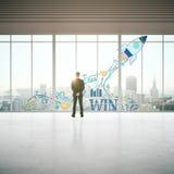 Concetto Startup Fotografia Stock Libera da Diritti