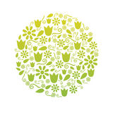 Concetto verde del pianeta Immagine Stock