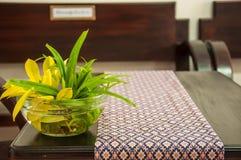 Concevoir une table basse Photo libre de droits