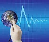 Concezione globale. Immagine Stock