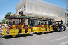 Conch tour train Stock Photo