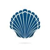 Concha marina ilustración del vector