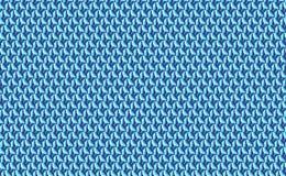 Concha marina abstracta del fondo Repetición EPS 10, ejemplo del vector stock de ilustración