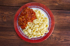 Conchiglie Stock Image