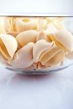 Conchiglie pasta Stock Photo