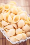 Conchiglie Pasta Royalty Free Stock Images
