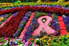 Conciencia del cáncer imagenes de archivo