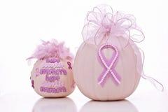 Conciencia del cáncer de pecho Imagen de archivo libre de regalías