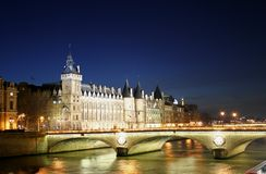 Conciergerie stock photography