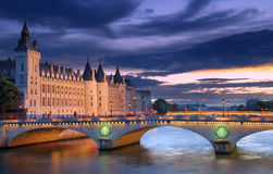 Conciergerie. Stock Photos