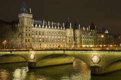 Conciergerie building at Paris, France Royalty Free Stock Photo