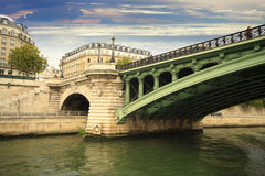 Conciergerie building Royalty Free Stock Images