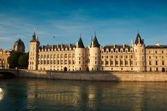 Conciergerie castle Stock Photography