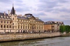 Conciergerie, Parigi Immagini Stock