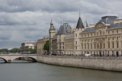 conciergerie paris Стоковое Изображение RF
