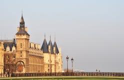 The Conciergerie in Paris Stock Images