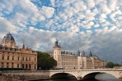 Conciergerie, Paris. Royalty Free Stock Images