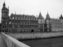 The Conciergerie stock image