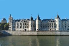Conciergerie, Paris, France. Royalty Free Stock Photography