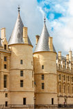Conciergerie in Paris, France Stock Photography