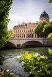 Conciergerie Paryż Obrazy Stock
