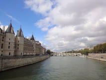 Conciergerie, Paris, France Royalty Free Stock Images