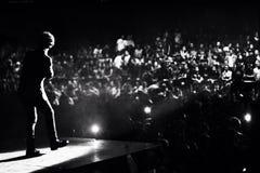 concierto Fotos de archivo