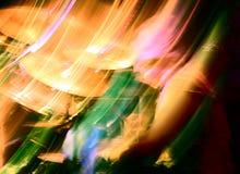 Concierto abstracto del batería Fotografía de archivo libre de regalías