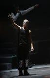 Concierto de Pekín del viaje del mundo de Backstreet Boys Imagenes de archivo