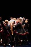 Concierto del teatro de danza de 'Kolibri', el 17 de enero de 2016 en Minsk, Bielorrusia Fotografía de archivo libre de regalías