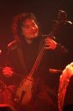 Concierto mongol de la música Imagen de archivo libre de regalías
