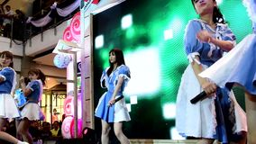 Concierto vivo del proyecto de Akishibu, cantante japonés