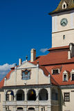 Concil House, Brasov Stock Images