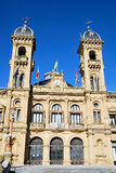 Concil of San Sebastian Royalty Free Stock Photo