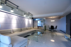 Concise and home decoration. Beijing, China, concise and modern home decoration Stock Photos