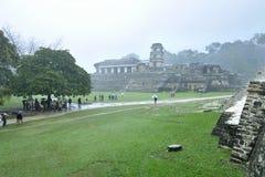 Conclusión del calendario del maya Imágenes de archivo libres de regalías