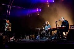 Conclusione del festival 2015 della strada - basso immagini stock