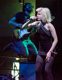 Conclusione del festival 2015 della strada - Du Blonde Fotografia Stock Libera da Diritti
