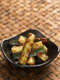 Concombre coréen banchan image libre de droits