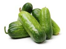Concombre juteux vert images libres de droits