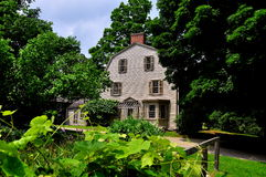 Concord, MA: The Old Manse. The Old Manse, built in 1770 and located in Minuteman National Historic Park in Concord, Massachusetts, was once home to the great stock photography
