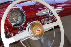 1950 Ford Royalty Free Stock Photography
