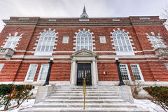 Concord, New Hampshire City Hall. City Hall Building in Concord, New Hampshire royalty free stock photos