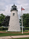 Concord Point Lighthouse at Havre de Grace, Maryland Stock Images